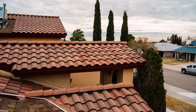Eagle Capistrano S Ridge Tile